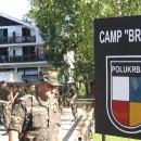 NATO camp Breza